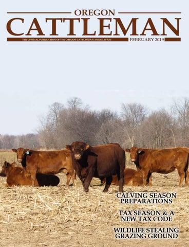 0d4172500fa February 2019 Oregon Cattleman by oregoncattleman - issuu