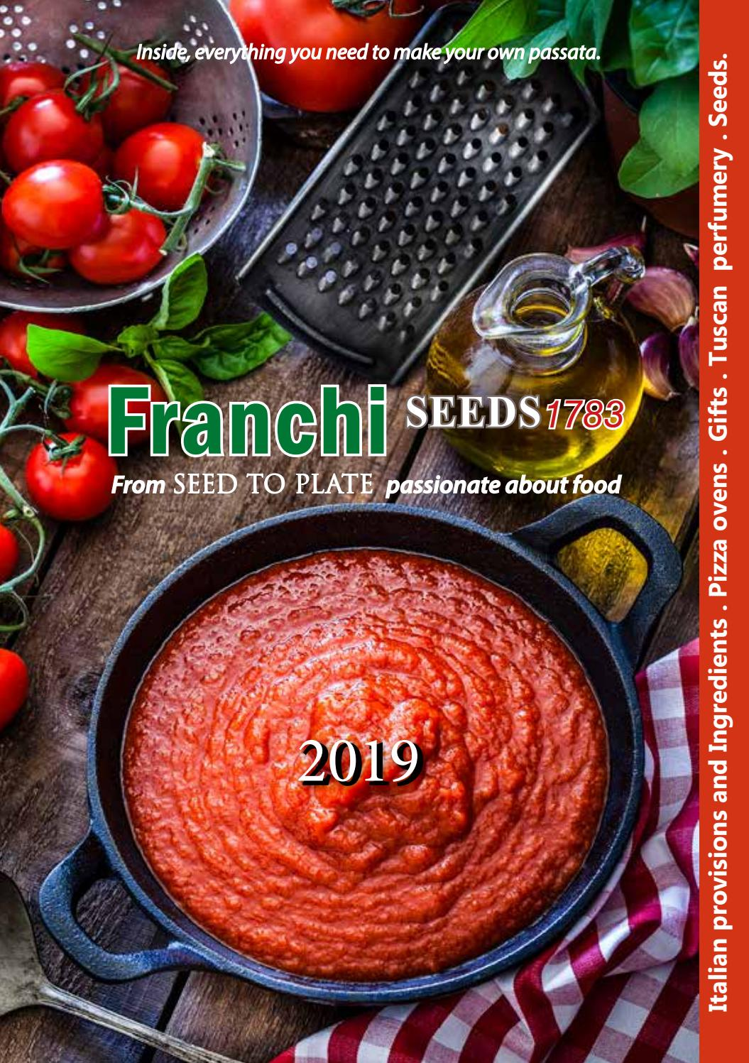 Franchi Seeds of Italy Carrot Seeds Berlicum 2