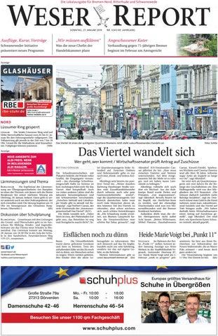 Weser Report Nord Vom 27 01 2019 By Kps Verlagsgesellschaft Mbh
