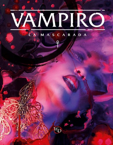 1f316062348 Vampiro La Mascarada 5 Edicion by Auron D Black - issuu