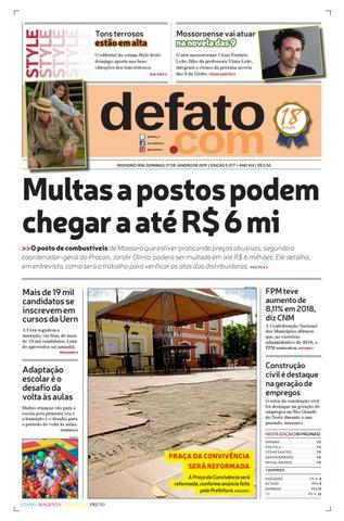 770618a92f Jornal de Fato by Jornal de Fato - issuu