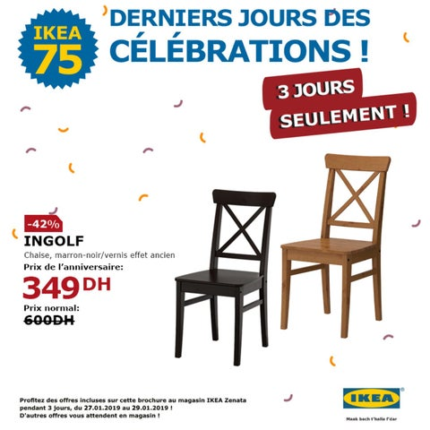 Ikea Soldes 2019 By Lecatalogue Issuu