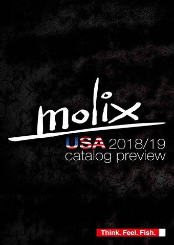Molix Nano Jig Weedless Jig 1//8 oz Select Color