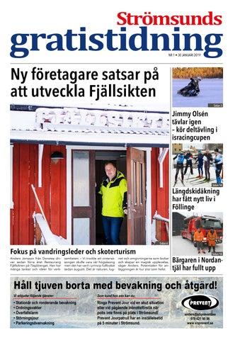 Helena Kristina Jonsson, 43 r i Hoting p Ringvgen 20