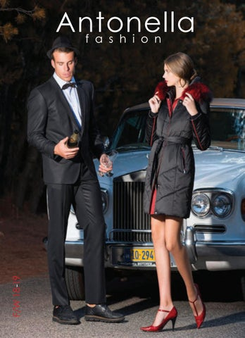 cc54a968d3 Antonella. Κατάλογος με επώνυμα γυναικεία μπουφάν και παλτό