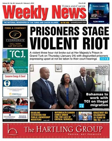 January 26 - February 1, 2019 by TC Weekly News - issuu