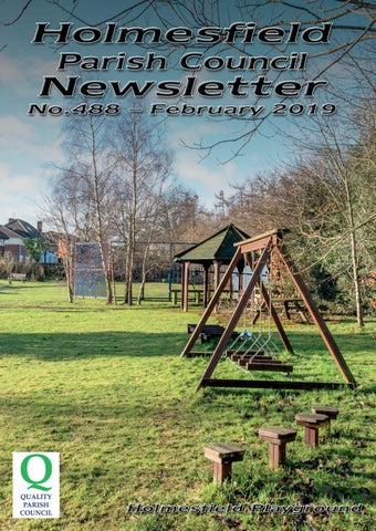 3281a237be5f4 Holmesfield Parish Council Newsletter - February 2019 by ...