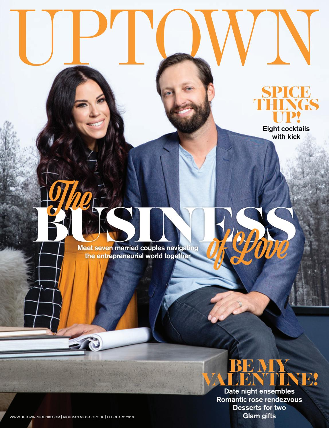 5df16155c62f Uptown Magazine February 2019 by Richman Media Group - issuu