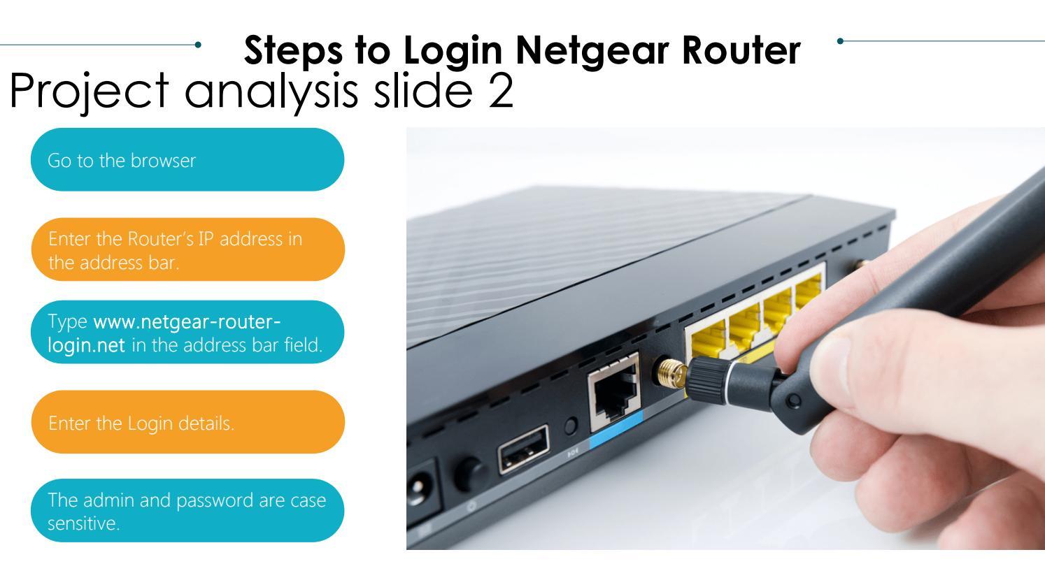 Steps to Login Netgear Router by Netgear Router Login - issuu