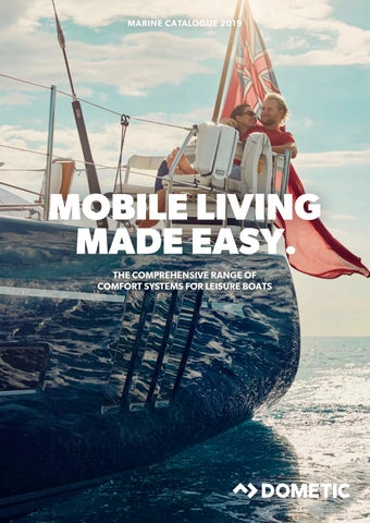 Dometic Marine Catalogue 2019 by Dahlberg S A  - Issuu