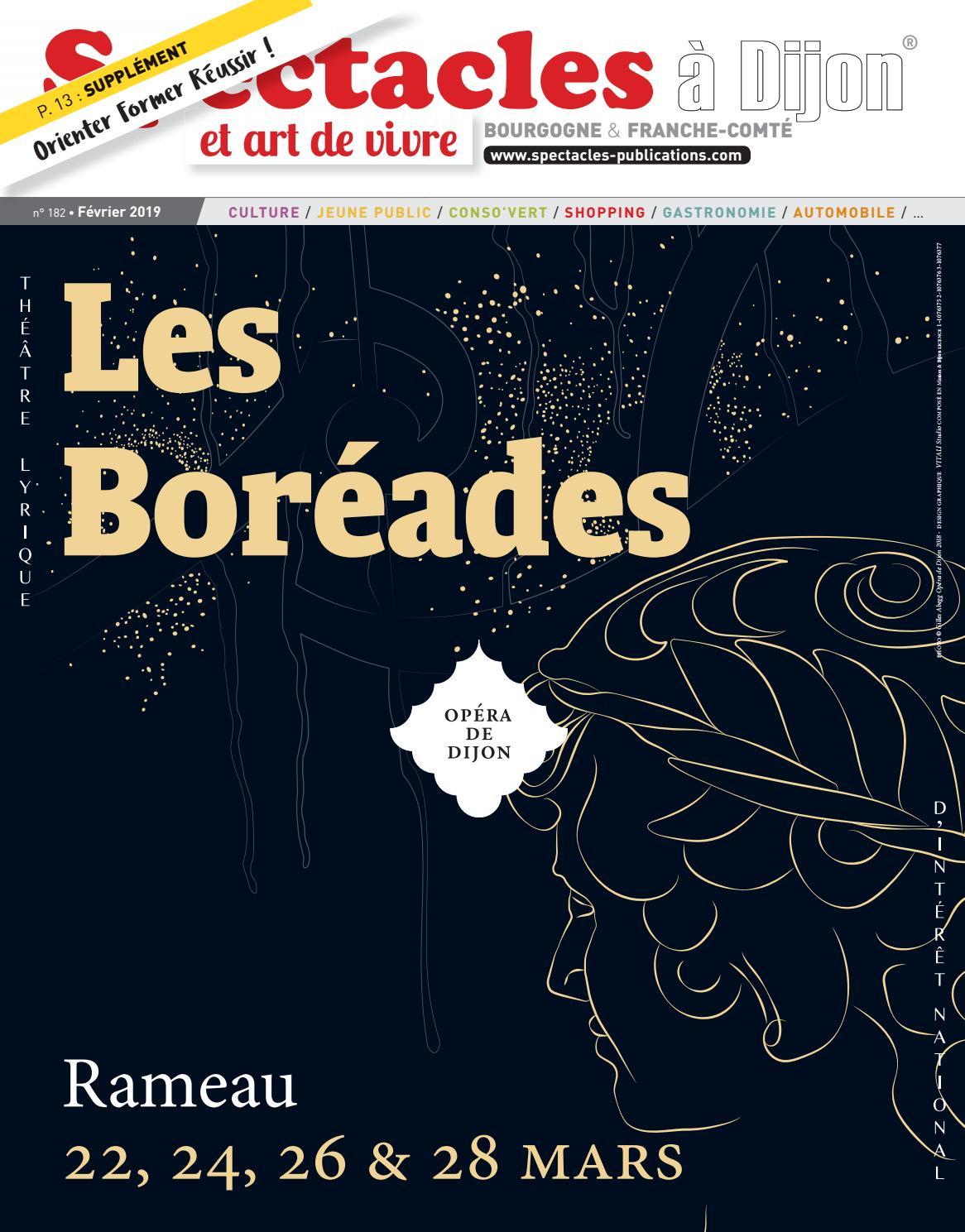 7ad2e157e3 Spectacles Publications Dijon n°182 / Février 2019 by SPECTACLES  PUBLICATIONS - issuu
