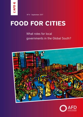 Food for cities, what roles for local governments in the Global South?