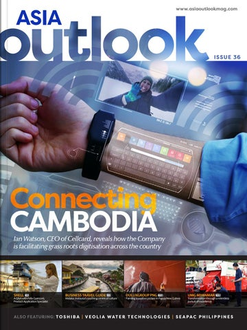 Asia Outlook - Issue 36 by Outlook Publishing - issuu