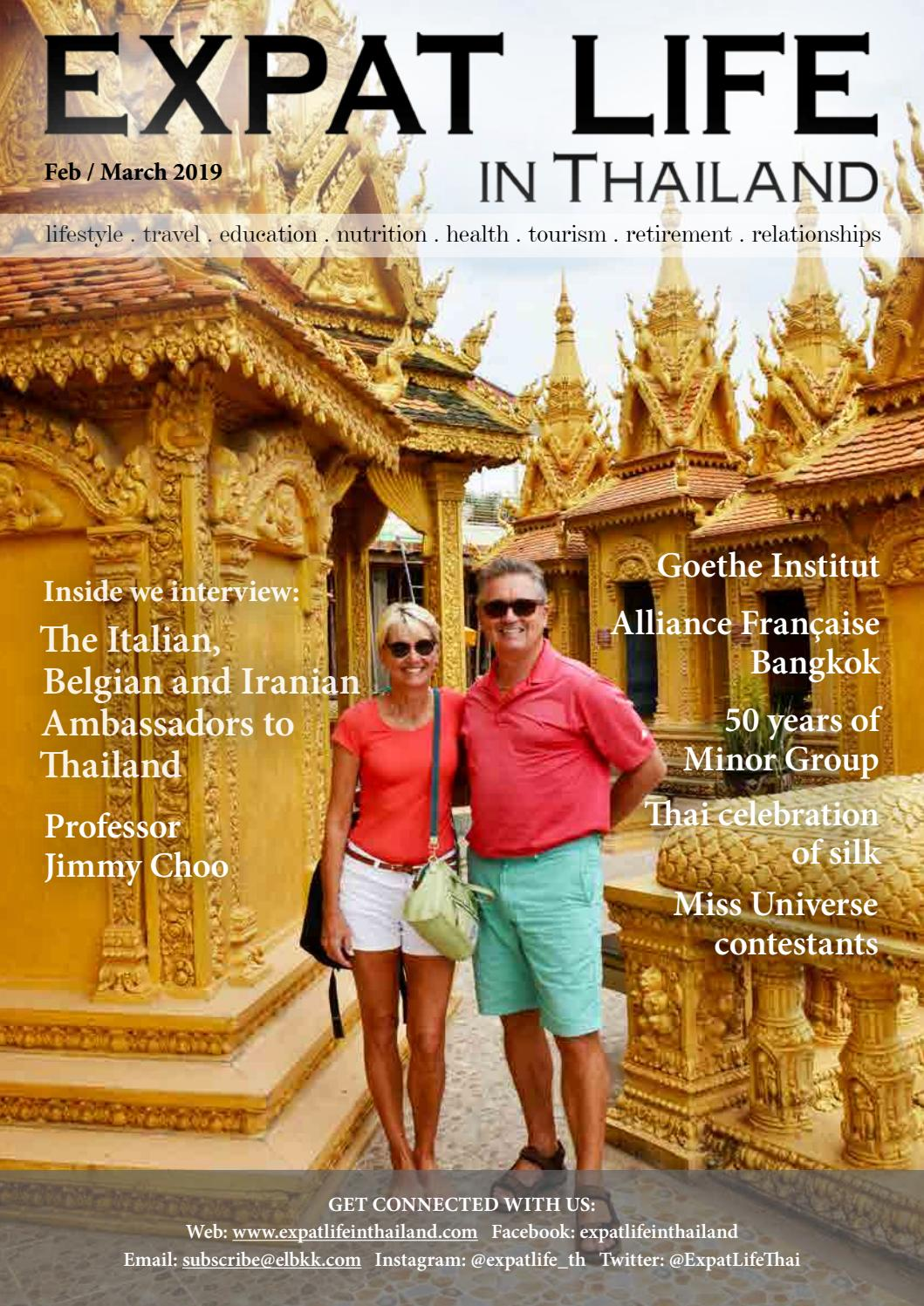 Expat Life in Thailand February/March 2019 by Expat Life in