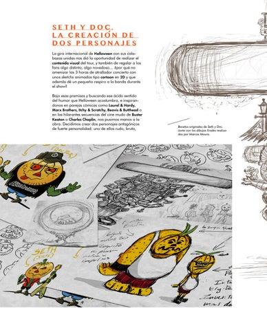 Page 86 of Las Aventuras de Seth y Doc