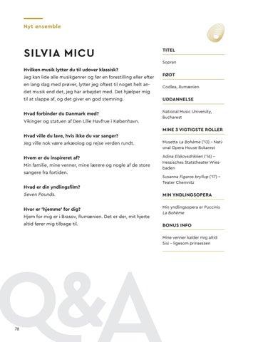 Page 80 of Interview med Silvia Micu, Den Jyske Operas nye ensemble