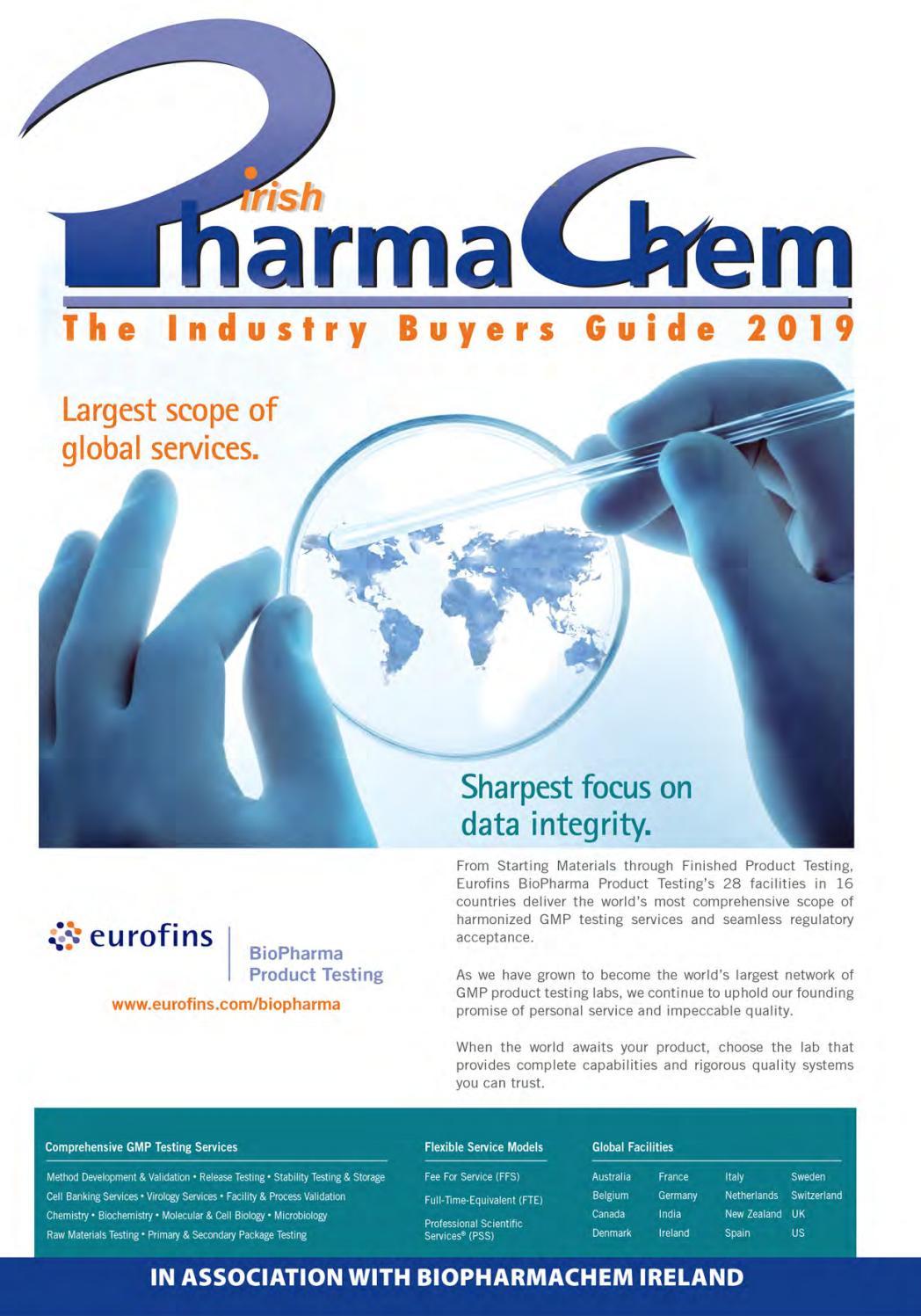 Irish PharmaChem Yearbook 2019 by Retail News - issuu