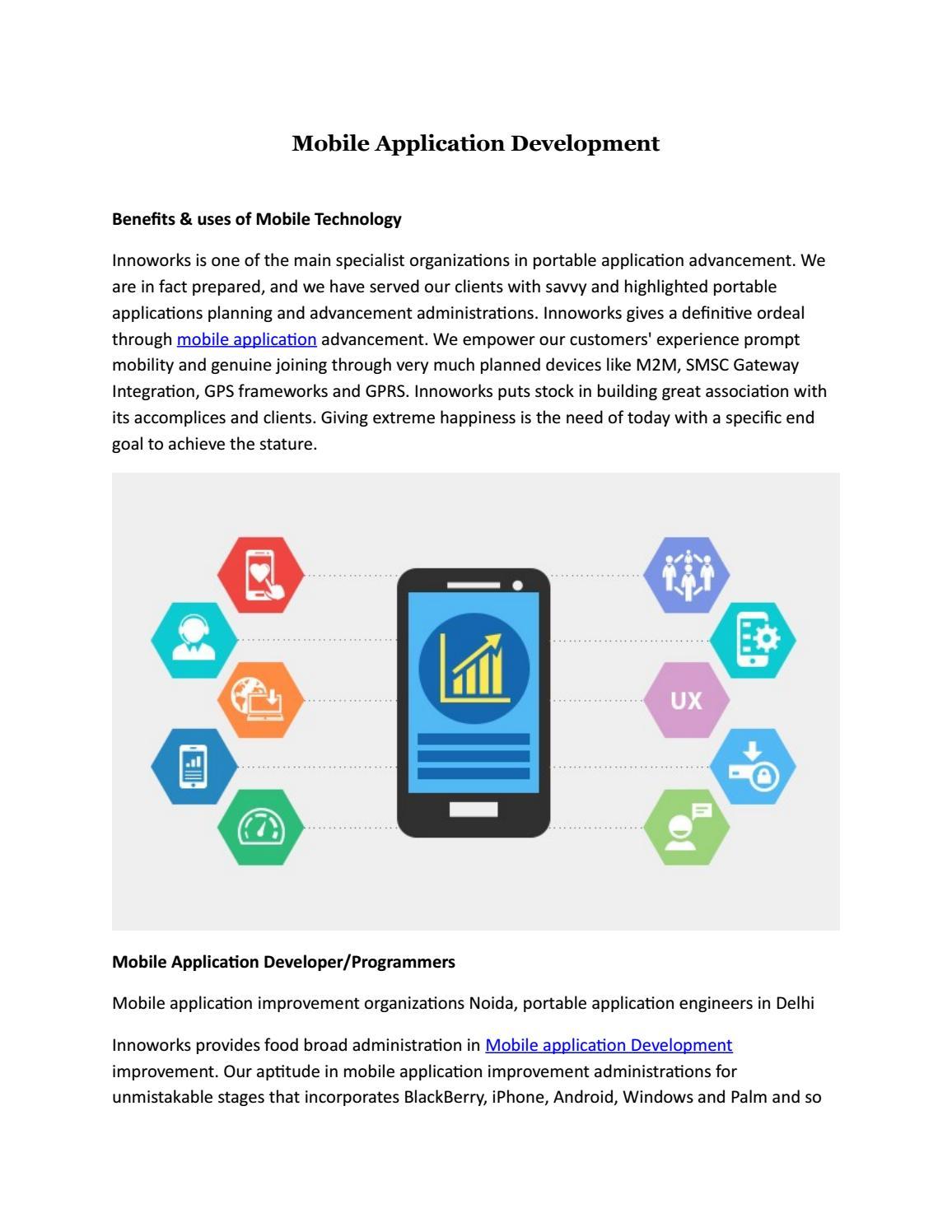 Mobile Application Development | Mobile App Service