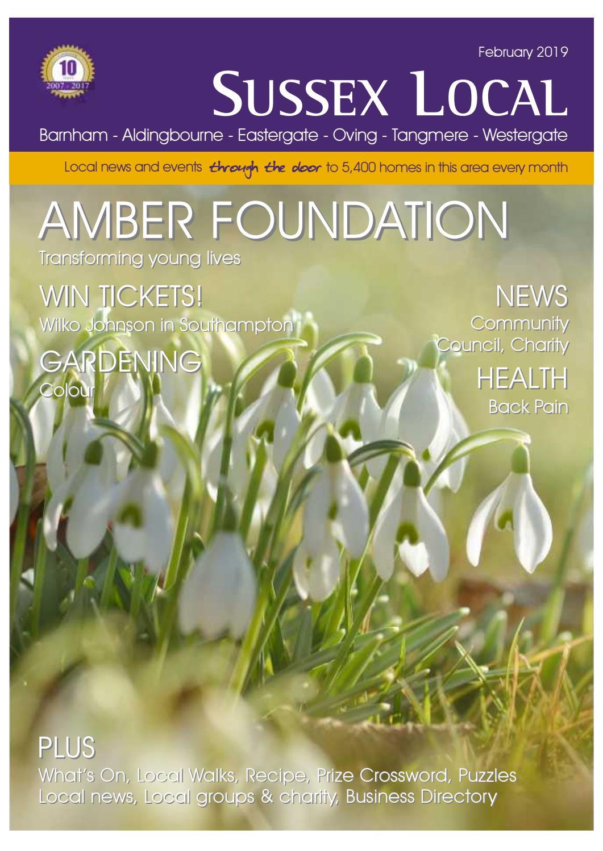 Sussex Local - Barnham - February 2019 by Sussex Local Magazine - issuu