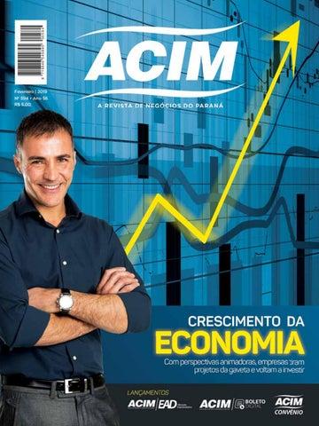 78448f5a3 Revista ACIM - fevereiro 2019 by Associação Comercial e Empresarial ...