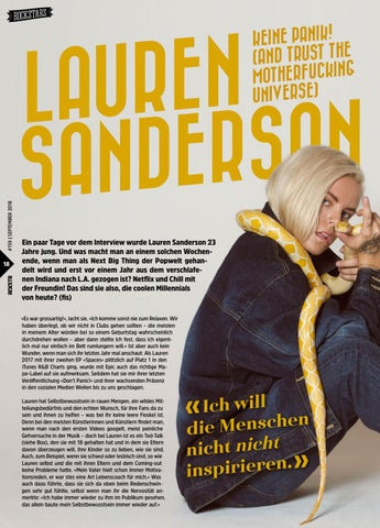 Page 18 of Lauren Sanderson