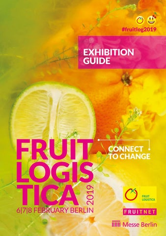 Exhibition Guide Fruit Logistica 2019 by Fruchthandel Magazin - issuu