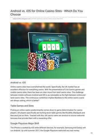 Casinos free play win money
