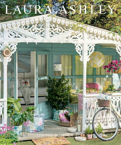 Laura Ashley NEW SS 2019 Catalogue by Stanislav Petkanov - issuu