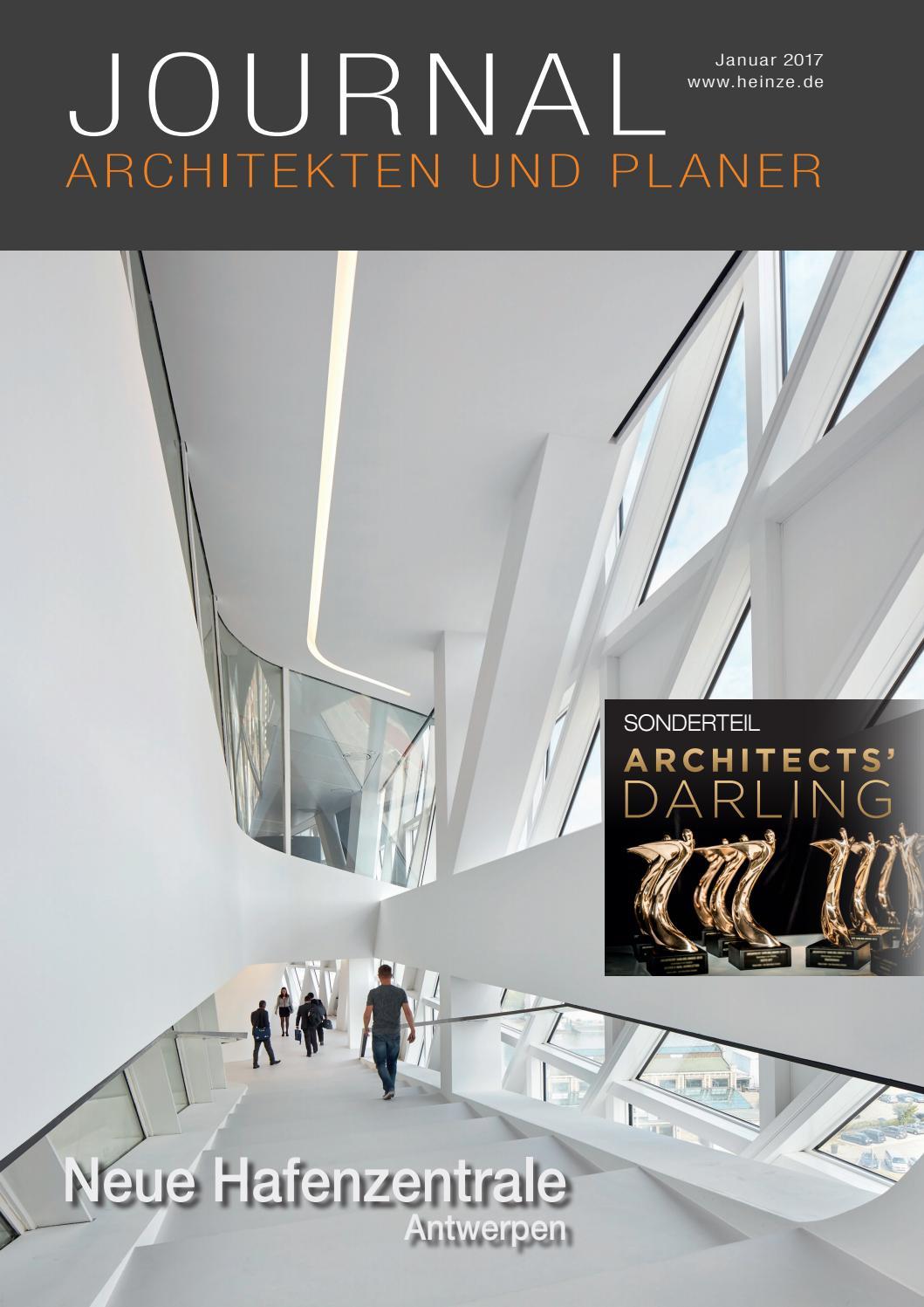 Journal Architekten und Planer Januar 2017 by Heinze GmbH ...