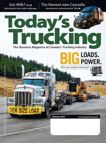 Today's Trucking February 2019 by Annex Business Media - issuu