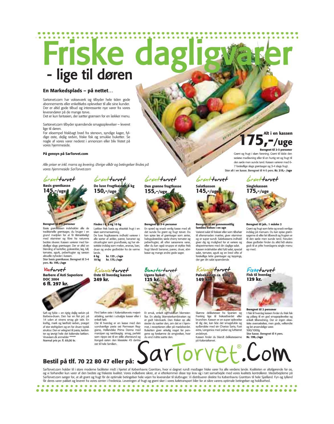 priser på grøntsager