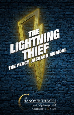 The Hanover Theatre's 2018-2019 Broadway Series | The Lightning