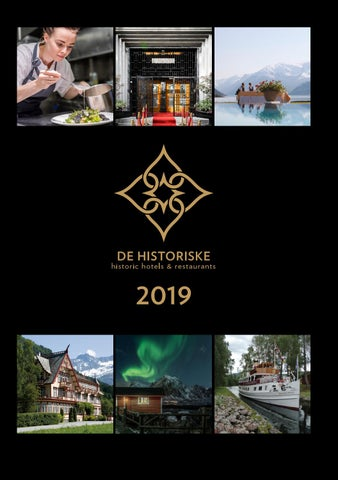 De Historiske Historic Hotels Restaurants 2019 By Bodoni