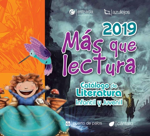 b33234cc1 Catalogo LIJ Mas que Lectura 2019 by Macmillan Publishers S.A. - issuu