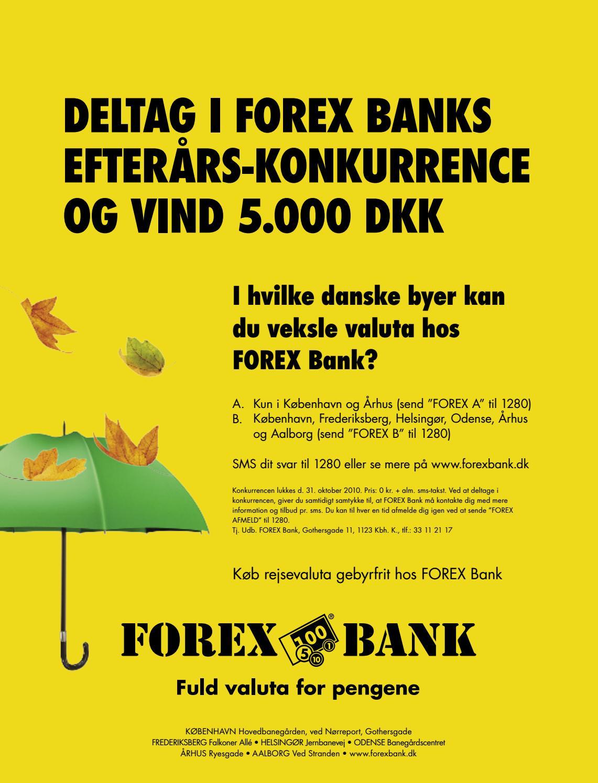 Veksle penge forex kbenhavn instaforex ecn account