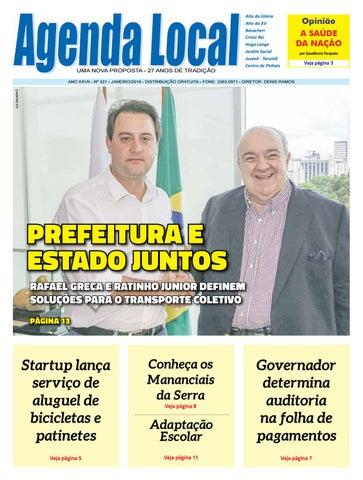 Agenda Local - Edição 321 by Grupo Paraná Comunicação - issuu 1e05169f227