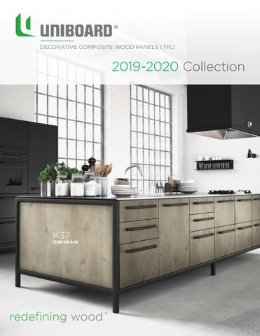 Decorative Composite Wood Panels Tfl 2019 2020 Collection By
