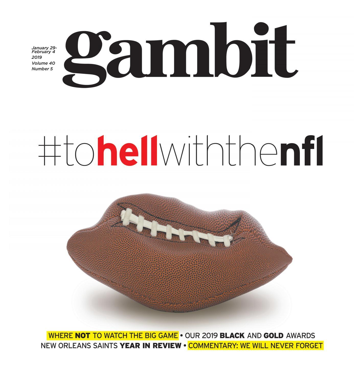 b7d14e603 Gambit New Orleans
