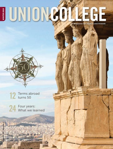 Union Magazine Winter 2019 By Union College Issuu