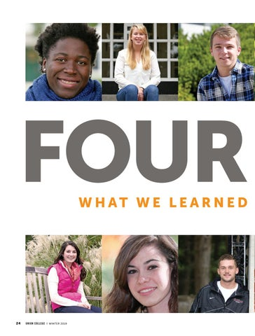 Page 26 of Four years: What we learned