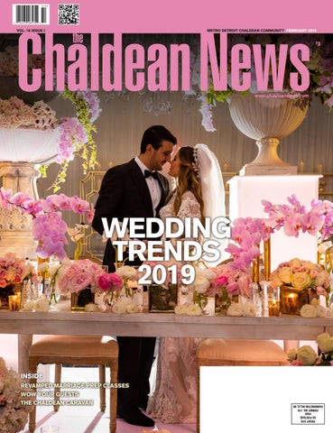 Guardianship Denied For Would Be Groom >> Chaldean News February 2019 By The Chaldean News Issuu