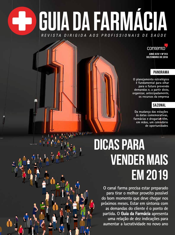 03bcfe901 Edição 312 - Dicas para vender mais by Guia da Farmácia - issuu