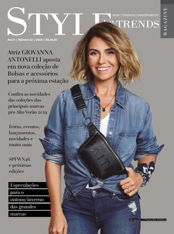 2173fcb78 Revista STYLE & TRENDS (edição 12) by Nós somos Moda - issuu