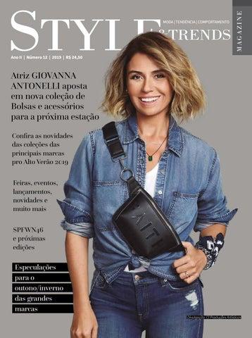 ac7dc6389 Revista STYLE & TRENDS (edição 12) by Nós somos Moda - issuu