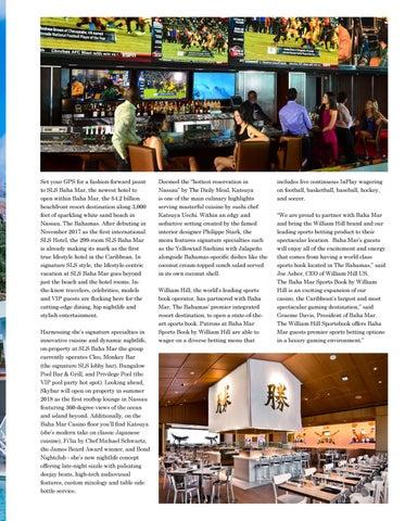 Page 49 of Mancation Destination - SLS Baha Mar