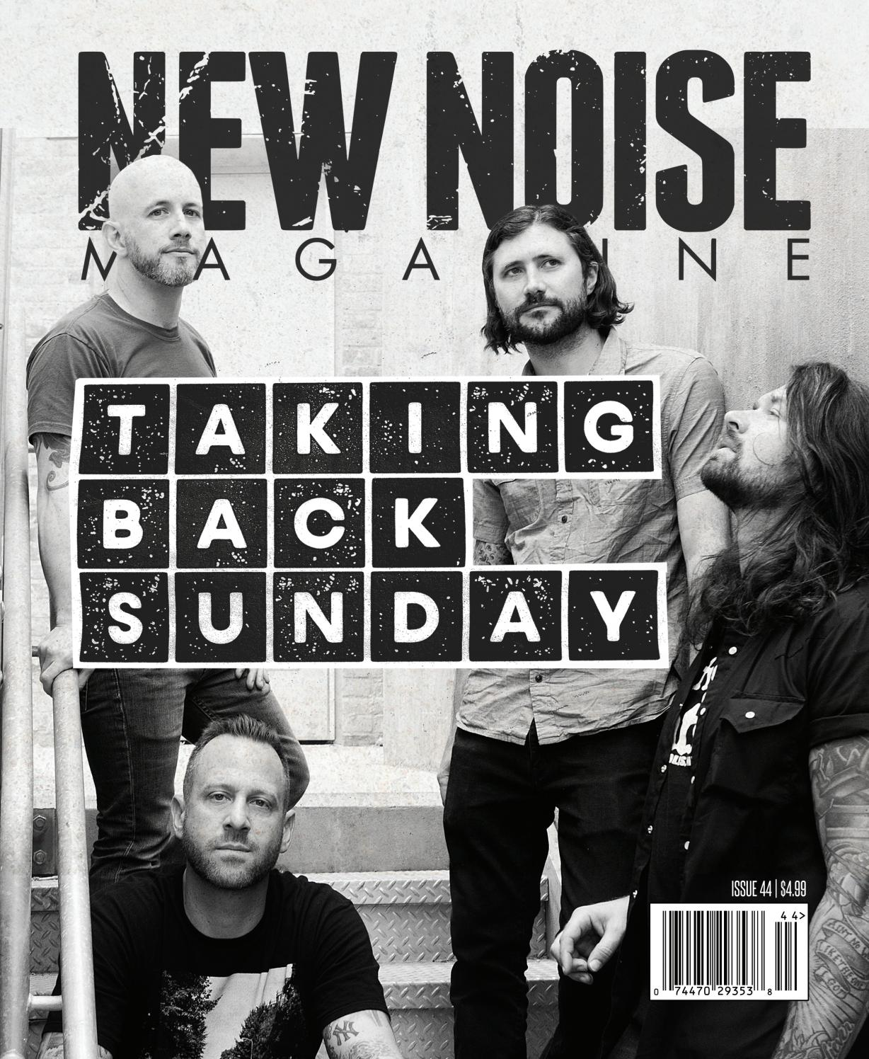 New Noise Magazine Issue #44 by New Noise Magazine - issuu