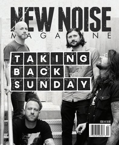 a3cb2f0b9b8 New Noise Magazine Issue  44 by New Noise Magazine - issuu