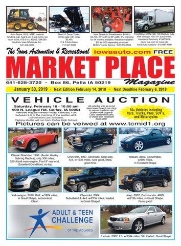 Marketplace Magazine January 30, 2019 by Marketplace Magazine - issuu
