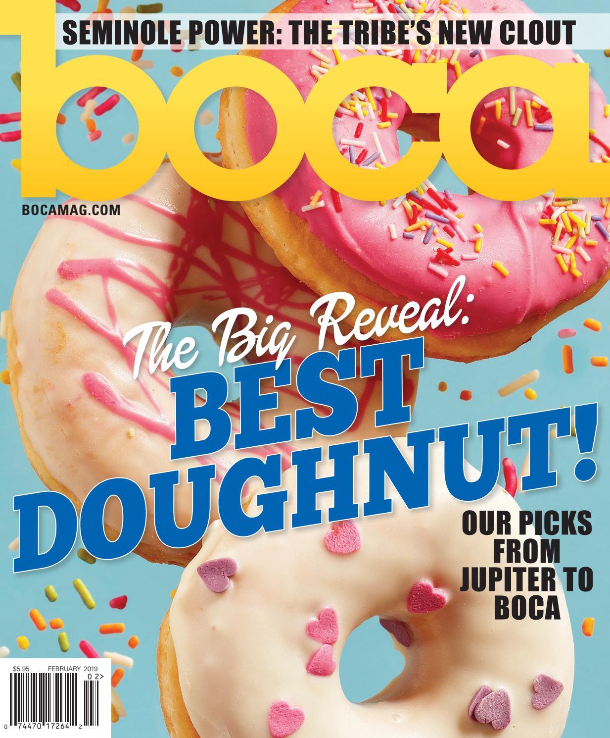 Boca Magazine February 2019 by JES Media - issuu a6d9cb8d2