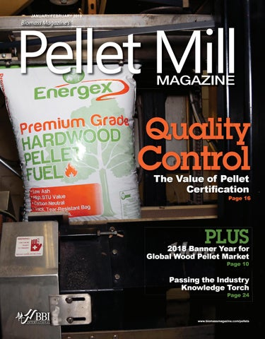 2019 January/February Pellet Mill Magazine by BBI International - issuu